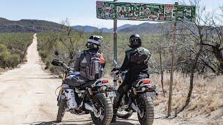 Download 2019 Triumph Scrambler 1200 Does The Baja $500 - On Two Wheels Video
