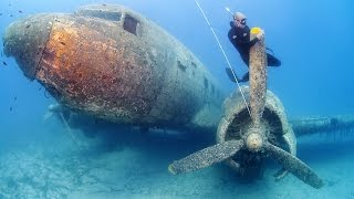 Download Bizarre Underwater Discoveries Video
