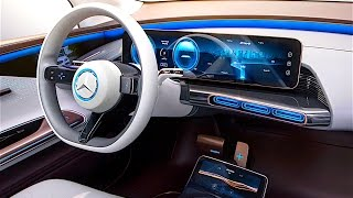 Download Mercedes EQ INTERIOR IN DETAIL 2017 New Mercedes Electric Car INTERIOR Concept Paris 2016 CARJAM TV Video