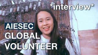 Download AIESEC - Global Volunteer Interview Video