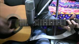 Download Zara Tasveer Se Tu - Meri Mehbooba - pardes - SIMPLE COMPLETE GUITAR COVER LESSON CHORDS Video