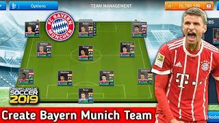 แจกทีมBayern Munich 2018-19-Dream League Soccer 2018 Free