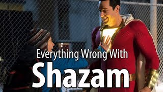 Download Everything Wrong With Shazam! in 17 Minutes or Less Video