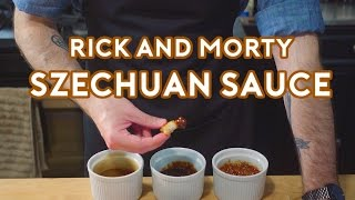 Download Binging with Babish: Rick & Morty Szechuan Sauce Video
