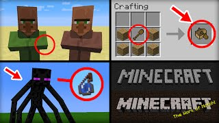 Download ✔ Minecraft: 13 Changes You Never Noticed Video