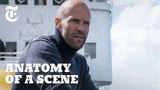 Download Watch Jason Statham Battle a Shark in 'The Meg' | Anatomy of a Scene Video