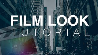 Download Film Look Tutorial - Final Cut Pro X Video