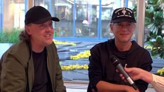 Download Metallica visits CERN Video