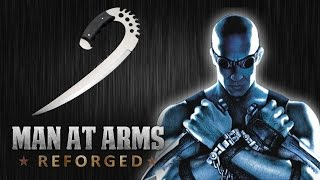 Download Furyan Ulaks - Chronicles of Riddick - MAN AT ARMS: REFORGED Video