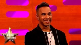 Download Lewis Hamilton Learns Dining Etiquette From The Queen - The Graham Norton Show Video