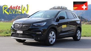 Download 2018 Opel Grandland X 1.2 T Excellence   AutoReview   Schweiz   Episode 60 [DE] Video