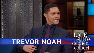 Download Trevor Noah Was Low Key In 'Black Panther' Video