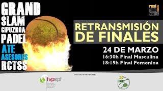 Download 1º GRAND SLAM GIPUZKOA-Trofeo Padel ATE Asesores Video