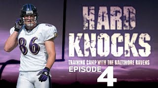 Download Finally the First Preseason Game | 2001 Baltimore Ravens Hard Knocks Episode 4 | NFL Vault Video