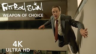 Download Fatboy Slim - Weapon Of Choice Video