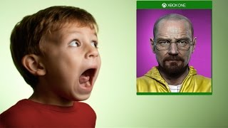 Download Kid Gets More Than He Bargained For When He Got A Used Copy Of GTA V From GameStop Video