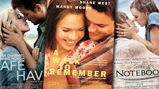Download 10 Nicholas Sparks Movies Ranked Video