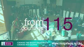 Download Choose the Right University, Choose NUI Galway #CAO2015 Video