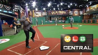 Download Rays Outfield Home Run Derby in Studio 42 Video