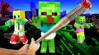 Download Realistic Minecraft - ZOMBIE APOCALYPSE! Video