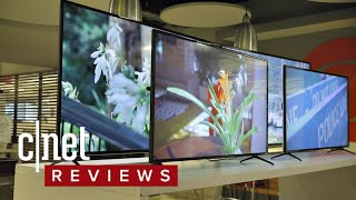 Download Vizio D and E series: Same style, different features and pictures Video