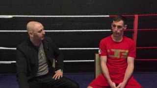 Download Jay Byrne and his boxing journey Video