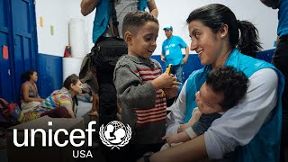 Download UNICEF and Andrea de la Torre Won't Stop Until Every Child is Protected Video