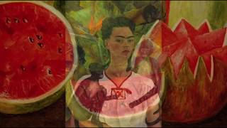 Download Erik Takes You On A Tour Of Frida Kahlo's House And Wardrobe! Casa Azul, Mexico City Video