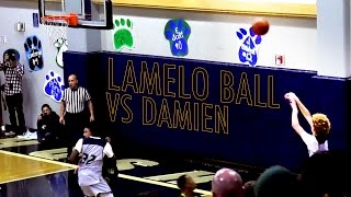 Download LaMelo Ball 35 Points in League Opener | FULL HIGHLIGHTS VS Damien Video