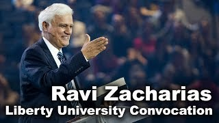 Download Ravi Zacharias - Liberty University Convocation Video