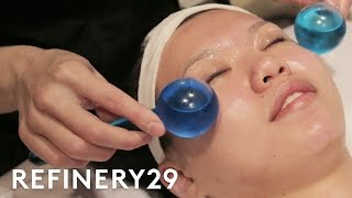 Download I Tried A $1,000 Facial | Beauty With Mi | Refinery29 Video