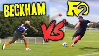 Download ODELL BECKHAM VS F2 | EPIC BATTLE - Football VS Football Video