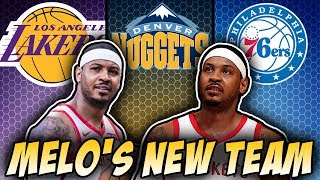 Download NBA Trying To Kick Carmelo Anthony Out Of The League? Video