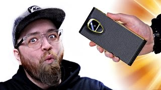 Download Unboxing The $20,000 Smartphone Video