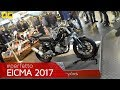 Download EICMA 2017 - SWM Naked 125/400, Six Days e Cross Video