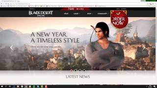 Download How To Enter/ Play Black Desert Online from Blocked Country Video