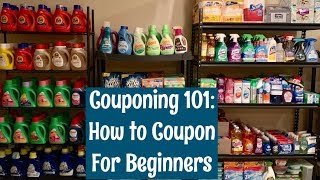 Download How to Start Couponing for Beginners | Couponing 101 Video