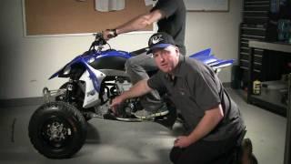 Download FOX ATV Shock Sag Set-up Video