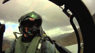 Download Unlimited RAF Eurofighter Typhoon in-cockpit helmet cam video Video