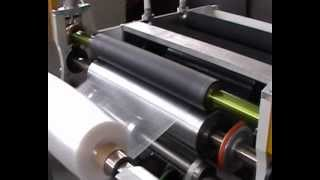 Download Rewinder ″RPS-50″ for stretch and pre-stretch film rolls Video