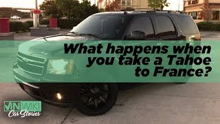 Download What happens when you take a Chevrolet Tahoe to France? Video