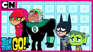 Download Teen Titans Go! | Choosing New Costumes | Cartoon Network Video