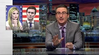 Download Ivanka & Jared: Last Week Tonight with John Oliver (HBO) Video
