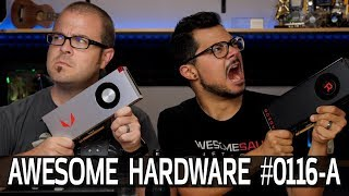 Download Awesome Hardware #0116-A: RX Vega Pricing Change, Intel ICE LAKE & more! Video