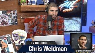 Download Chris Weidman Was 'Embarrassed' for Michael Bisping After UFC 204 Video