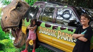 Download Jurassic Park - Um dia na Ilha da Aventura Video