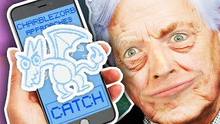 Download OLD MAN PLAYS POKEYMANS GO!! Video