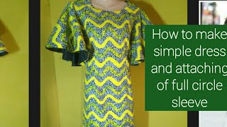 How to Cut and Sew a Gorgeous Blouse  Free Download Video