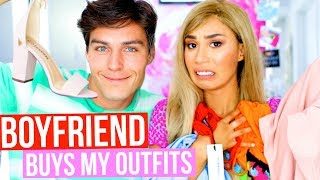 Download I LET MY BOYFRIEND BUY ME CLOTHES AND PICK MY OUTFITS | MyLifeAsEva Video