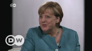 Download Merkel answers YouTubers' questions | DW English Video